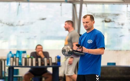 Тренер Мотора: «Сбор в Минске оцениваю позитивно»