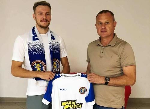 Львов подписал игрока сборной Люксембурга