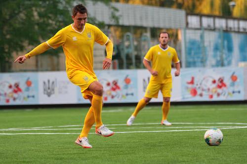 Мини-футбол. Украина - Молдова - 5:0. Видео голов и обзор матча