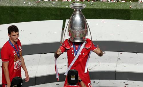 Бавария установила рекордную серию побед в Лиге чемпионов