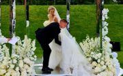 ФОТО. Шикарная свадьба Зинченко и Влады Седан: в сети появились первые фото