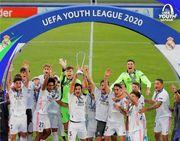 Бенфика – Реал – 2:3. Финал Юношеской лиги УЕФА. Видео голов и награждение