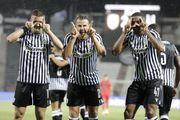 Греки – потенциальные соперники Динамо. ПАОК дома переиграл Бешикташ