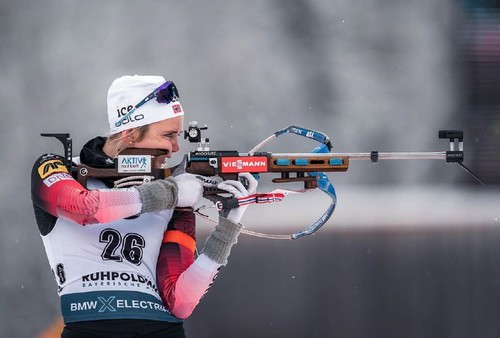 Известная норвежская биатлонистка завершила карьеру