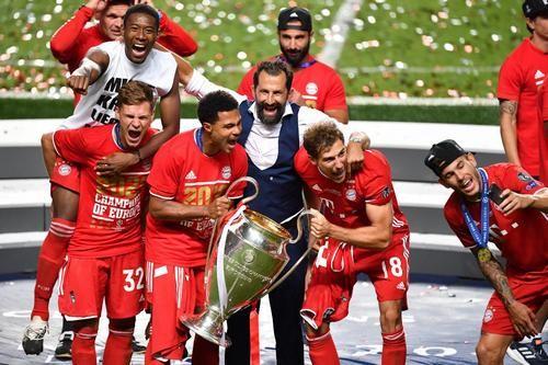 КАРИКАТУРА ДНЯ. Как Бавария выиграла Лигу чемпионов