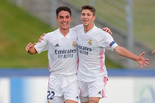 Рауль – чемпион! Реал выиграл у Бенфики финал Юношеской лиги УЕФА