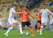 Жуниор Мораес стал самым возрастным бомбардиром Суперкубка Украины