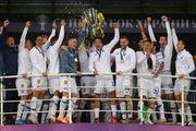 Вперше Суперкубок України виграли футболісти з Іспанії та Люксембургу