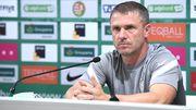 Сергей РЕБРОВ: «Важно не владение мячом, а то, кто сколько голов забьет»