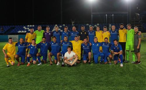 Сборная Украины по мини-футболу — победитель Кубка Независимости 2020