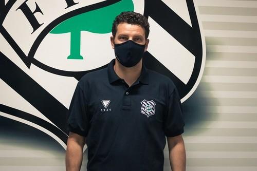Бывший футболист Шахтера назначен главным тренером бразильского Фигейренсе
