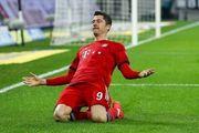 Роберт ЛЕВАНДОВСКИ: «Отдал бы Золотой мяч себе»