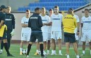 Збірна України готується до матчів Ліги націй. Буяльський не допоможе
