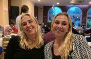 ФОТО. Как украинки проводят вечера на US Open