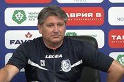 Сергей КОВАЛЕЦ: «Не вспомню, когда команды начинали так резво»