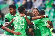 Сент-Этьен — Лорьян — 2:0. Видео голов и обзор матча