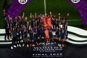 В 5-й раз подряд! Французский Лион снова выиграл женскую Лигу чемпионов