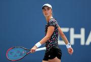 US Open. Калинина не смогла сотворить сенсацию в матче с Плишковой