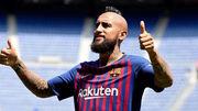 Відаль почав переговори з Барселоною про розірвання контракту