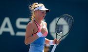 Ястремская добыла тяжелейшую победу в стартовом матче на US Open