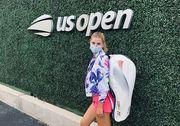 ВИДЕО. Завацкая уступила Рыбакиной на US Open
