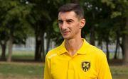 Валерий КРИВЕНЦОВ: «Сборной Украины нужно поднимать планку»