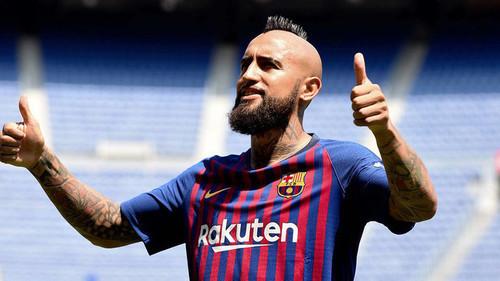 Видаль начал переговоры с Барселоной о расторжении контракта