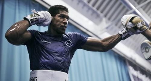 Энтони ДЖОШУА: «Хочу заполучить бой с Фьюри и его пояс WBC. Он мне нужен»
