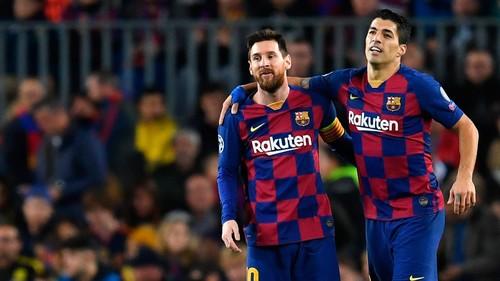 Только Суарес и Видаль хотят, чтобы Месси остался в Барселоне