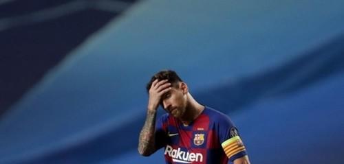 Барселона готовится наказать Месси за нежелание тренироваться