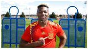 Главный атлет сборной Испании вряд ли сыграет против Украины