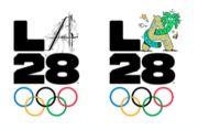 ФОТО. Безстрашні мрійники. Презентовано логотип ОІ-2028 Лос-Анджелесі