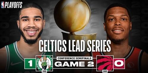 Прогноз и анонс на серию плей-офф НБА Торонто – Бостон