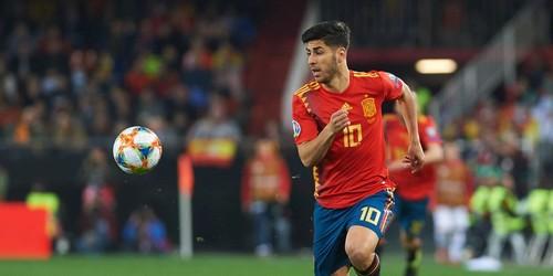Испания накануне матча с Украиной потеряла Асенсио