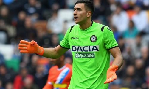 Интер и Милан хотят подписать голкипера Удинезе