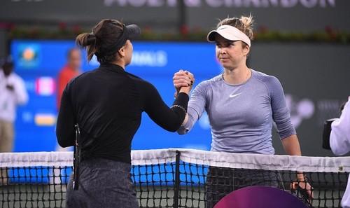 Матч Свитолиной и Андрееску – лучший полуфинал в Индиан-Уэллсе за 5 лет