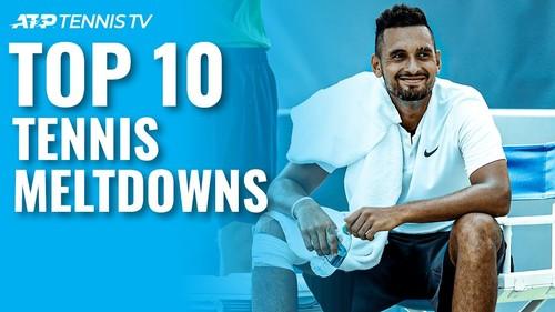 ВІДЕО. Топ-10 моментів пекельного гніву в тенісі