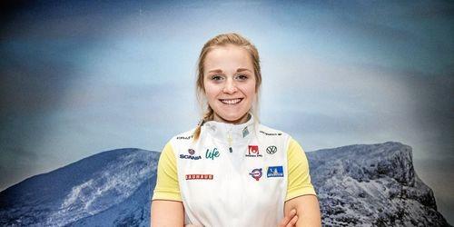 Шведская лыжница может перейти в биатлон