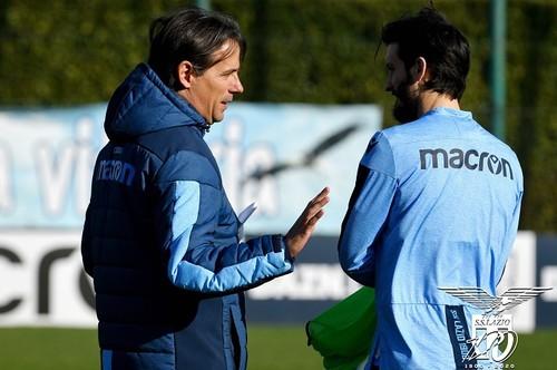 Лацио отменил возобновление тренировок после критики болельщиков