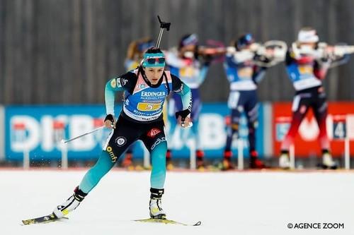 Известная французская биатлонистка завершила карьеру