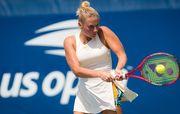 Костюк уверенно шагает в третий раунд US Open, обыграв сеяную