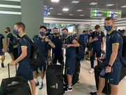 Українська молодіжка вирушила до Данії на матч відбору на Євро-2021