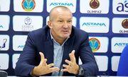 Роман ГРИГОРЧУК: «Хочу работать в Украине и мечтаю о Лиге чемпионов»