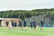ФОТО. Збірна України провела тренування перед матчем зі Швейцарією