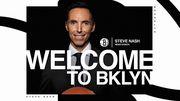 Бруклин назначил Стива Нэша на пост главного тренера
