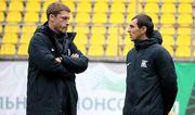 Виталий ЛИСИЦКИЙ: «Колос не боится Арис, шансы 50 на 50»