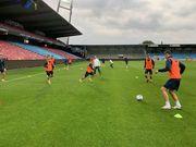 ФОТО. Україна U-21 провела тренування в Ольборзі перед матчем з Данією