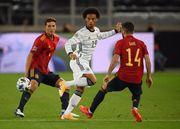 Испания спасла ничью в матче с Германией в компенсированное время