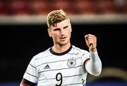 ВИДЕО. Тимо Вернер вывел вперед Германию в матче против Испании