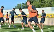 Михайличенко відкрив рахунок асистам у складі збірної України